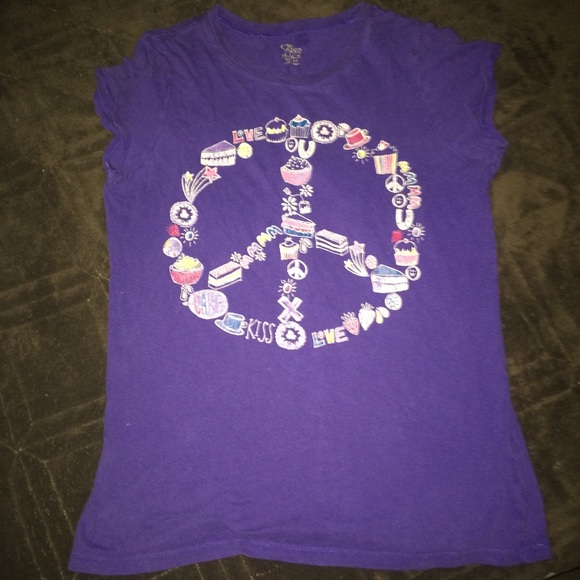 Other - Peace Sign Tee